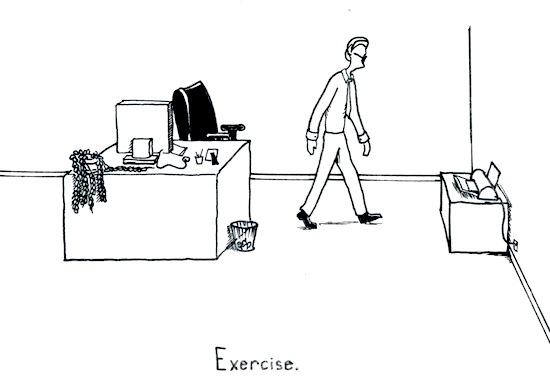 Art drawing office Sketch Cartoonofficeexercisejpg Velabas Index Of drawingartfun