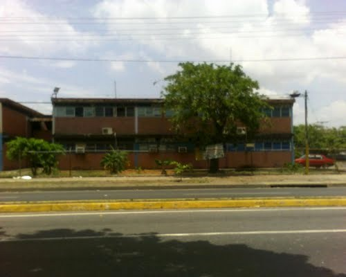 The fire station in Acarigua, Venezuela.