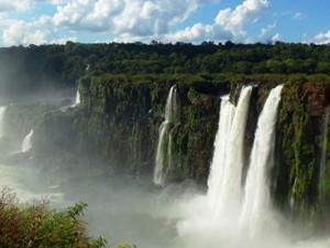 Cataratas de Iguazu.