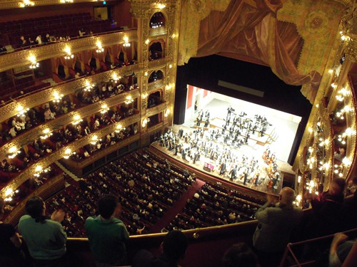 Teatro Colon, BSAS's gem.
