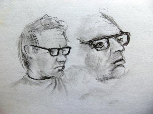 Sketch of Belgian Dirk
