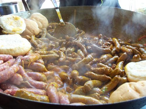 Bolivian Chorrizo