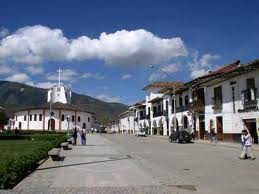 Chachapoyas Plaza