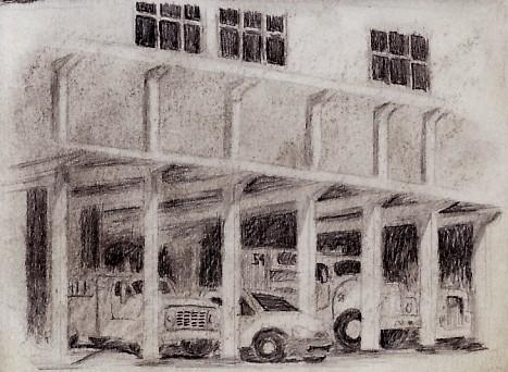 David Panama Fire Station