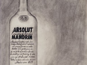 Drawing Absolut