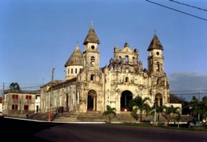 Granada Nicaragua Church