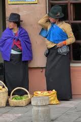 Indigenous Ecuadorans