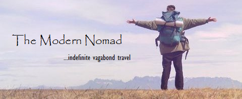 Modern Nomad's hitchtheworld.com