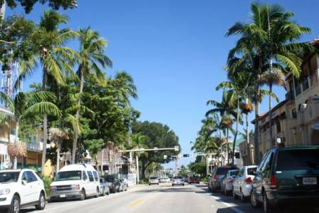 Downtown Naples Florida