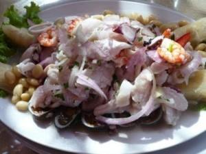 Unbeatable: Peru's Ceviche.