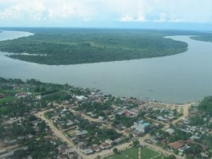 Pucallpa, Peru. The Amazon.