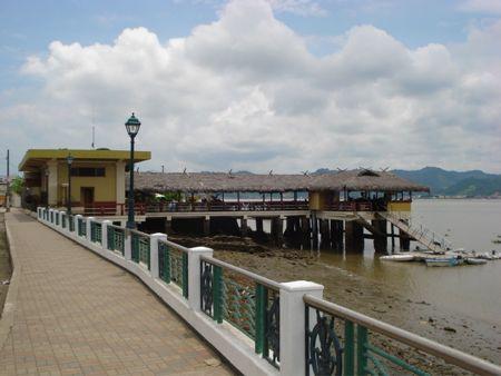 Puerto amistad Marina in Ecuador