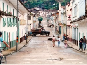 San Agustin Colombia