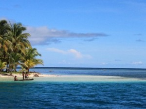 San Blas Water