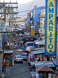San Pedro Sula in Honduras