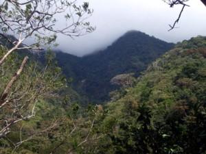 San Ramon, the waterfall on Ometepe, Nicaragua.