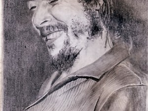 Sketch of Che Guevara