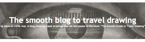 Smooth Blog to Travel Drawing