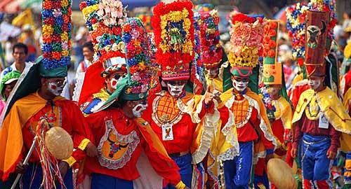 Barranquilla Carnival Costumes