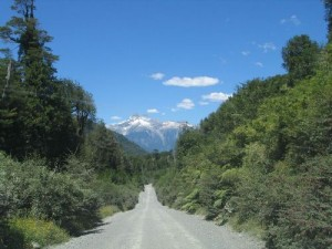One last glimpse at Chile's Carretera Austral, the southern Patagonian highway.