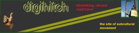 Digihitch travel vagabond hitchhiking resource