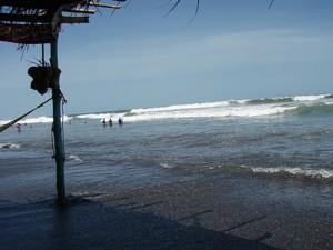 El Salvador's Black Sand Beaches