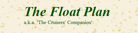 Float plan crew list for boat hitchhikers
