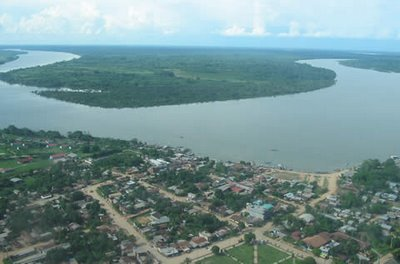 Pucallpa, Peru. The Amazon.
