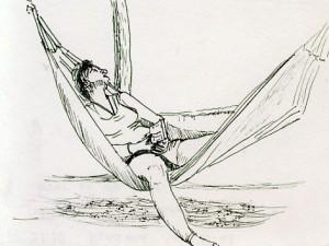 Drawing of Sailing the Darien Gap