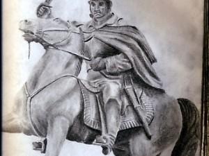 Sketch of San Miguel de Allende