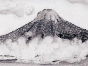 Sketching in Nicaragua