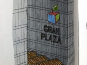 Travel sketch of gentrification in Medellin, Colombia