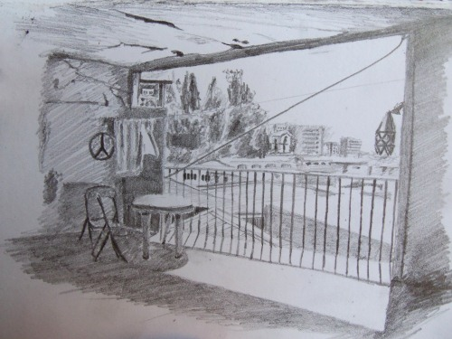 travel drawings from sketching in chile and patagonia