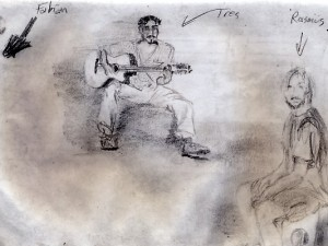 Tres, a Guatemalan Musician